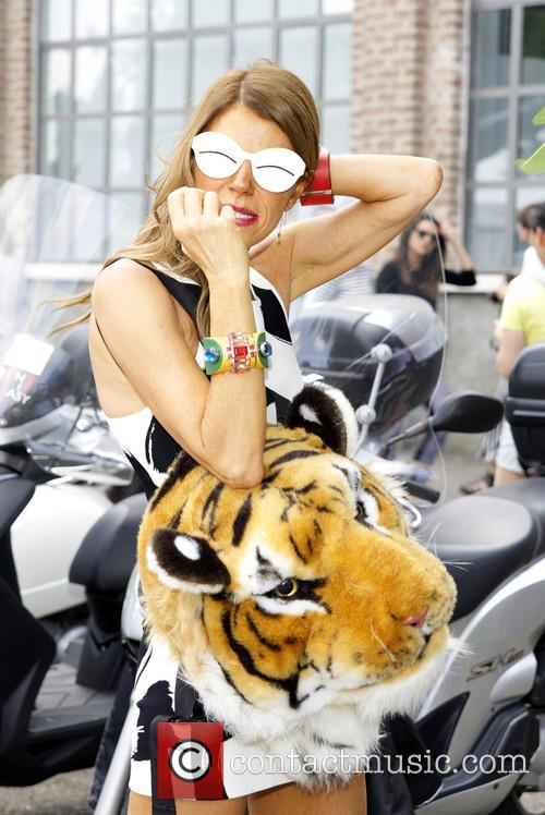 anna dello russo milan fashion week menswear 4258275