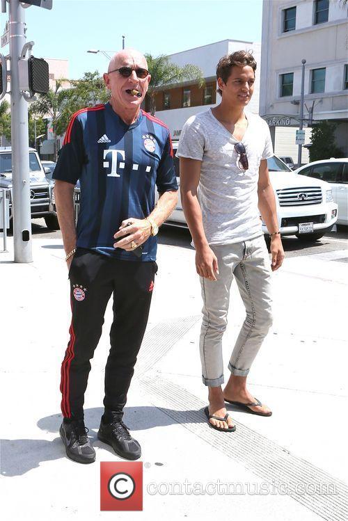 Frederic Prinz Von Anhalt and Kevin Feucht 6