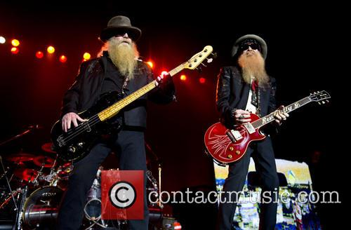 Billy Gibbons and Dusty Hill 2