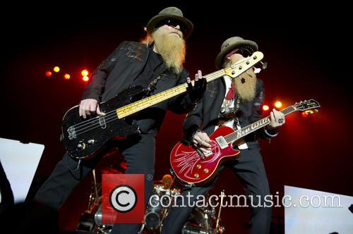 Billy Gibbons and Dusty Hill 6
