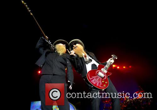 Billy Gibbons and Dusty Hill 5