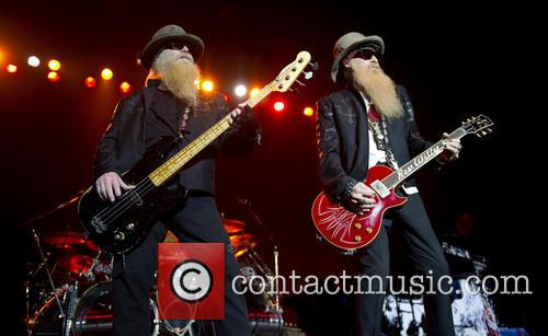 Billy Gibbons and Dusty Hill 1