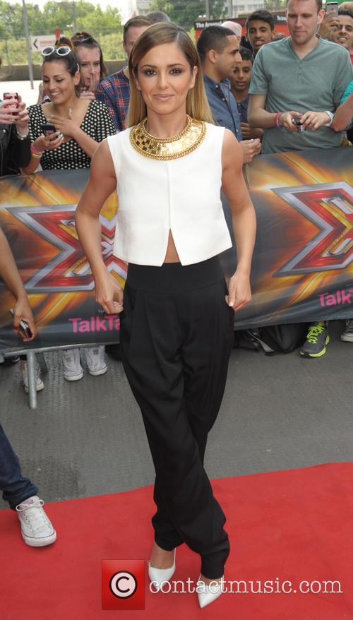 cheryl cole the x factor london auditions 4257535