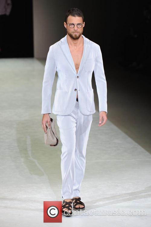 Milan Fashion Week Menswear, Spring, Summer and Giorgio Armani 2