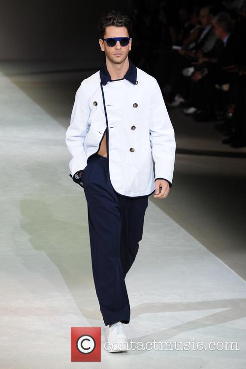 Milan Fashion Week Menswear, Spring, Summer and Giorgio Armani 3