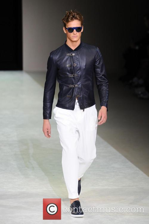 Milan Fashion Week Menswear, Spring, Summer and Giorgio Armani 4