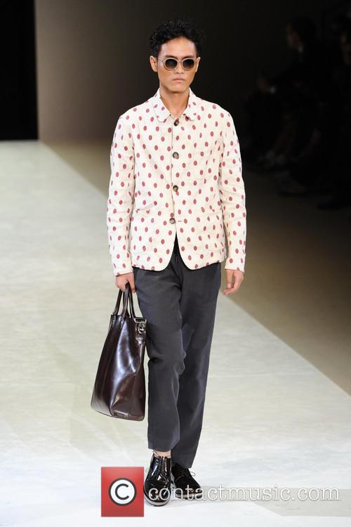 Milan Fashion Week Menswear, Spring, Summer and Giorgio Armani 5