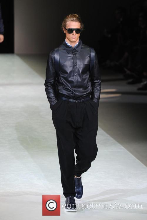 Milan Fashion Week Menswear, Spring, Summer and Giorgio Armani 6