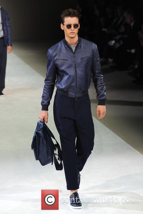 Milan Fashion Week Menswear, Spring, Summer and Giorgio Armani 10