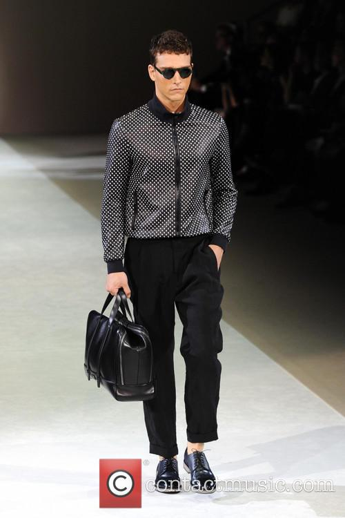 Milan Fashion Week Menswear, Spring, Summer and Giorgio Armani 11