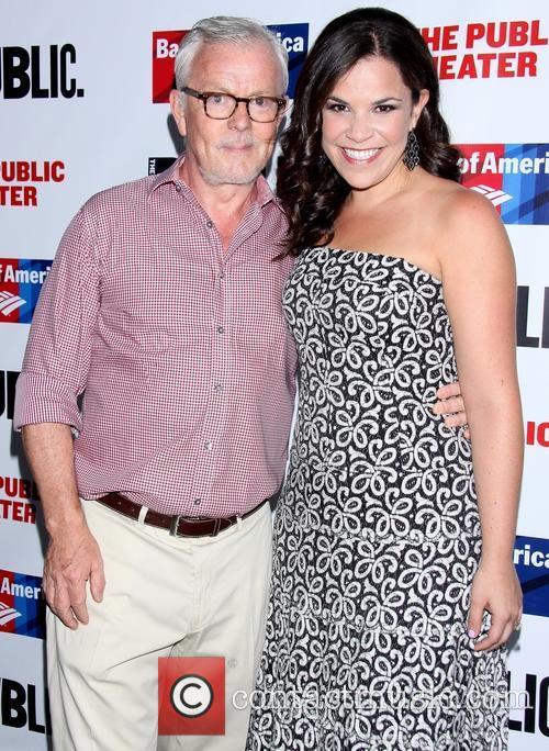 John Barrett and Lindsay Mendez 1