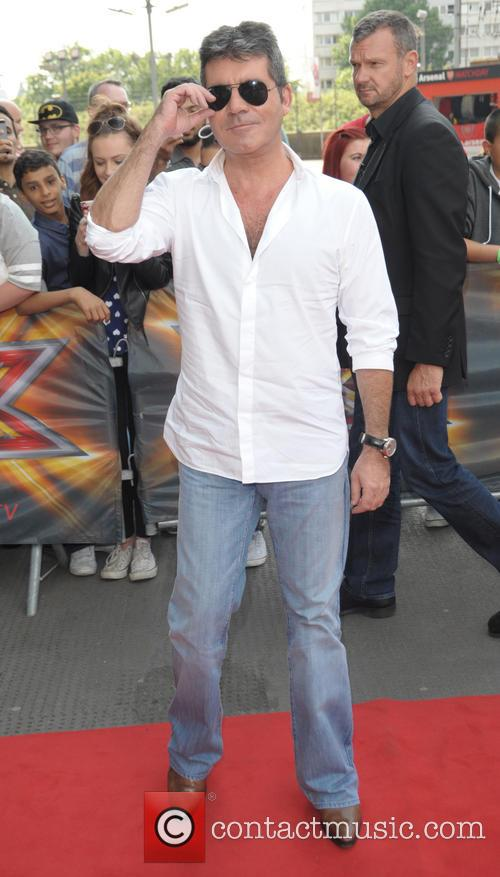 simon cowell the x factor london auditions 4257545