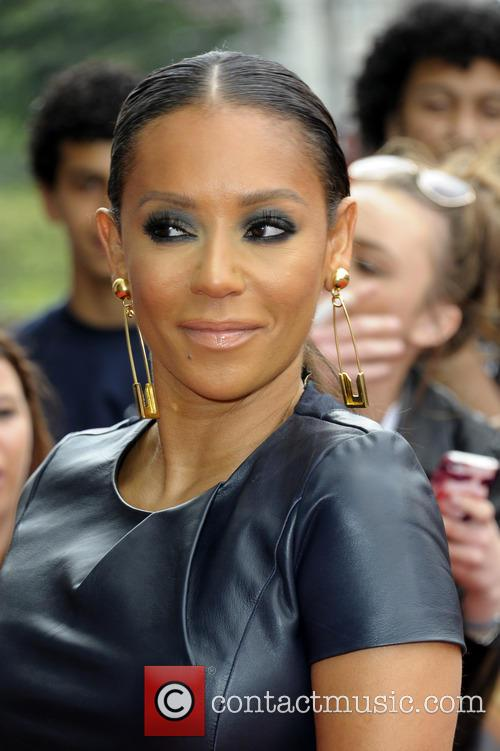 Mel B and Melanie Brown 4
