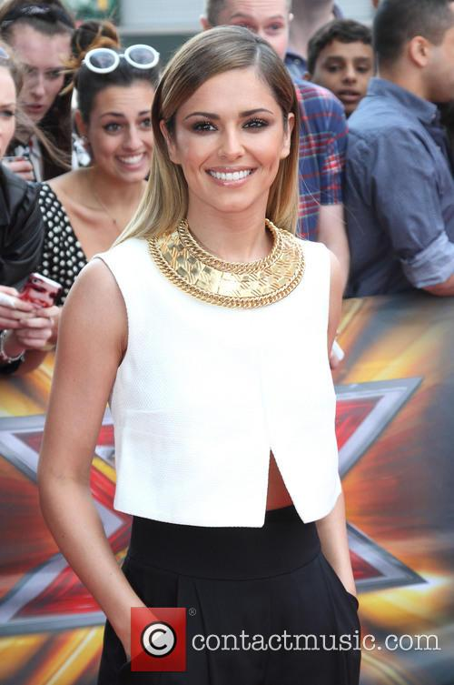 Cheryl Cole, Emirates Stadium, The X Factor