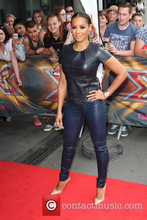 mel b the x factor london auditions 4259011