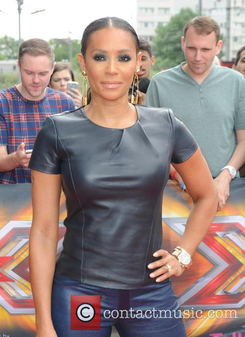 Melanie Brown and Mel B 6