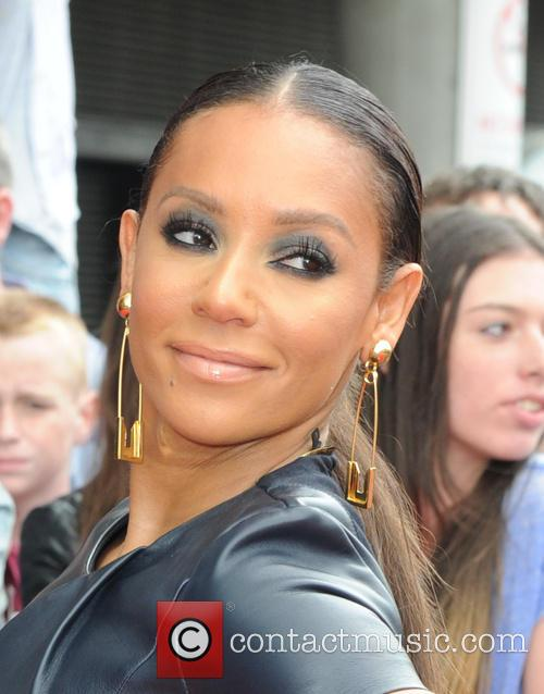 Melanie Brown and Mel B 11