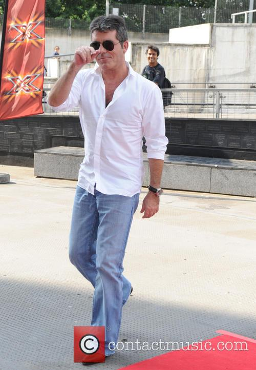simon cowell the x factor london auditions 4257579