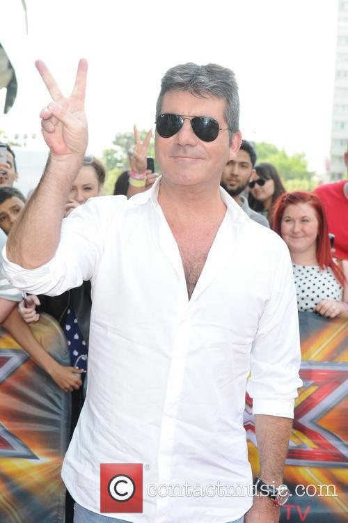 simon cowell the x factor london auditions 4257583