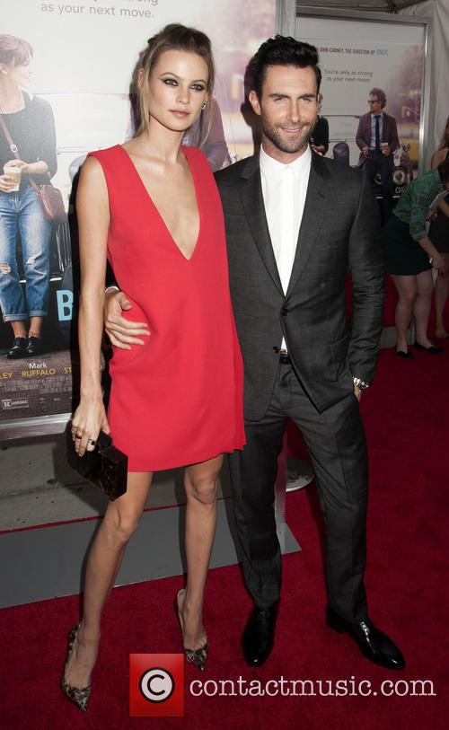 Behati Prinsloo and Adam Levine 8