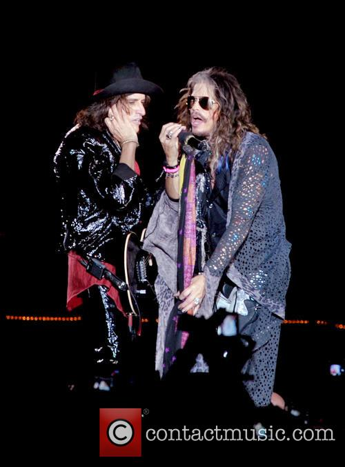 Steven Tyler, Joe Perry and Aerosmith 3