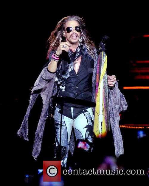 Steven Tyler, Joe Perry and Aerosmith 1