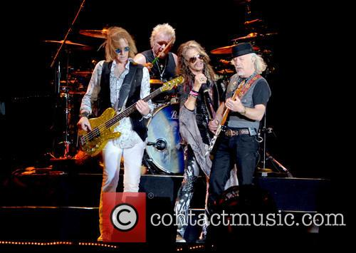 Steven Tyler, Joe Perry and Aerosmith 6