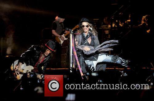 Steven Tyler, Joe Perry, Aerosmith
