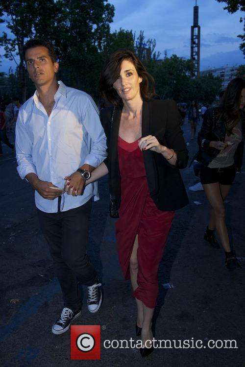 Paz Vega and Orson Salazar 3