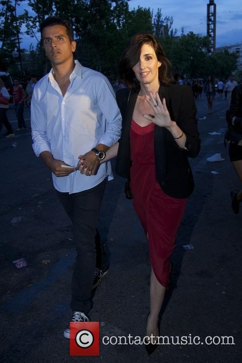 Paz Vega and Orson Salazar 7
