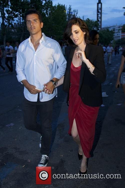 Paz Vega and Orson Salazar 8