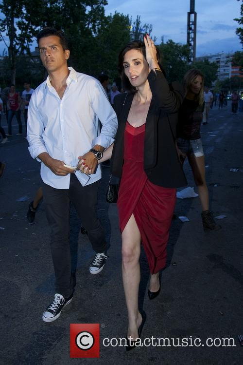 Paz Vega and Orson Salazar 14