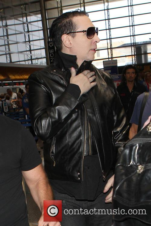 Marilyn Manson and Brian Hugh Warner