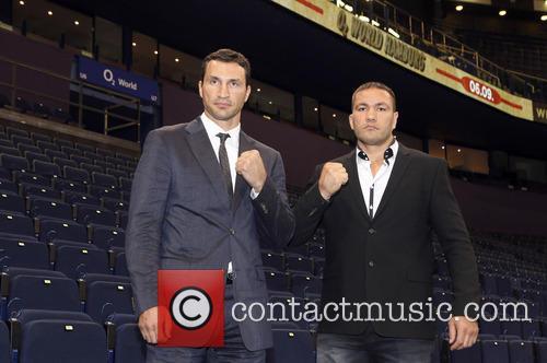 Wladimir Klitschko and Kubrat Pulev 6