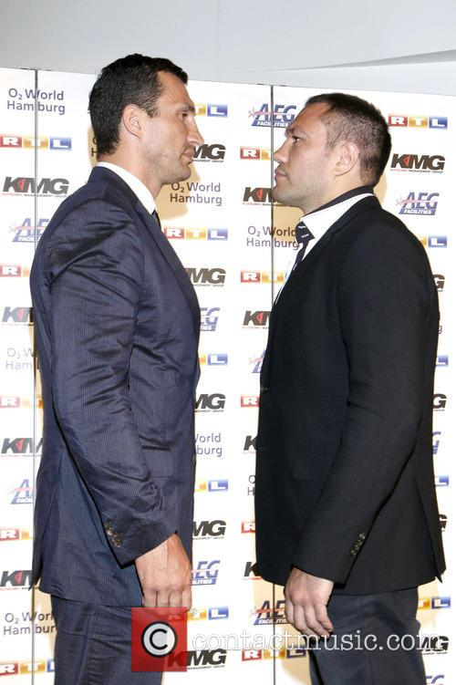 Wladimir Klitschko and Kubrat Pulev 8