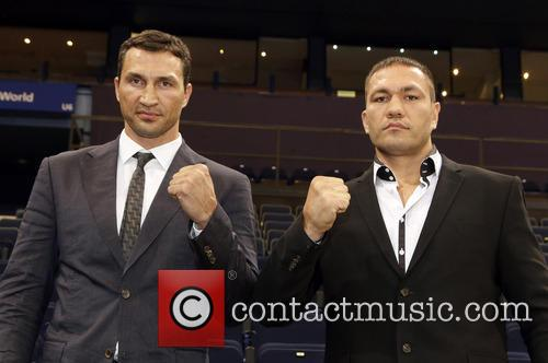 Wladimir Klitschko and Kubrat Pulev 9