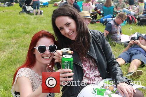 Glastonbury Festival and Atmosphere 12