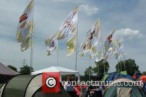 Glastonbury Festival and Atmosphere 14