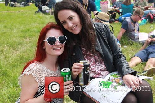 Glastonbury Festival and Atmosphere 18