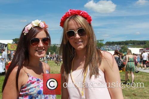 Glastonbury Festival and Atmosphere 19