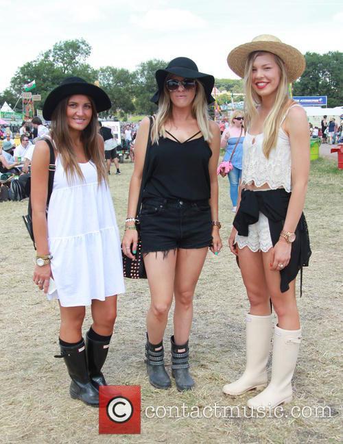 Glastonbury Festival and Atmosphere 7