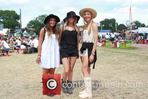 Glastonbury Festival and Atmosphere 8