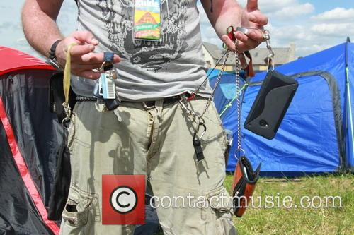 Glastonbury Festival and Atmosphere 26