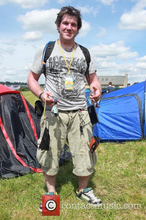 Glastonbury Festival and Atmosphere 27