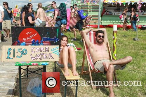 Glastonbury Festival and Atmosphere 28