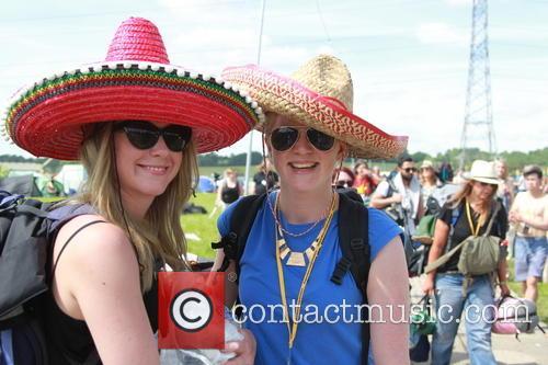 Glastonbury Festival and Atmosphere 29