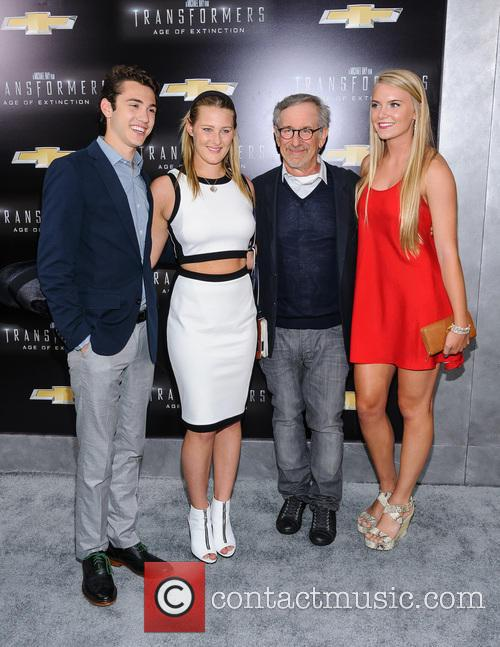 \Transformers: Age of Extinction\ New York Premiere