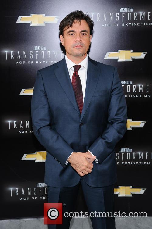 Transformers and Tom Desanto 1
