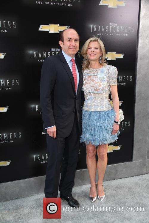 Transformers, Philippe Dauman and Deborah Dauman 11