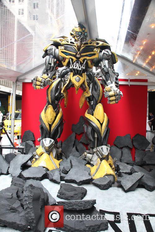 Transformers 4 premiere
